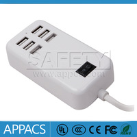 New arrival portable smart wall charger for iphone 5