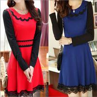 Женское платье MX Vestidos Kleider Organze 1021