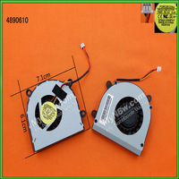 Free shiping ! laptop CPU cooling fan for MSI FX610