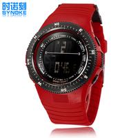 CHBWAH040 outdoor luxury swim 3rd degree Digital LED Backlight Date Sportwatch waterproof Rubber Unisex /baby Sport Wrist Watch
