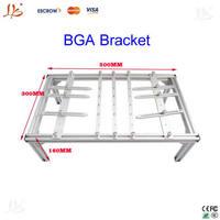 PCB clamp for BGA rework repair, PCB bracket 500mmx300mmx160mm support PCB board
