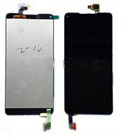 Black color Lcd Display and  digitizer touch Screen FOR ZTE Nubia Z5S NX503A + free shipping