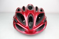 Free postage New Adult Mens Sporting Safe Helmet Average Size Sporting Bicycle Helmet Bike Helmet Red Color