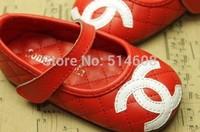 6561 high grade genuine leather female girl flat princess shoes
