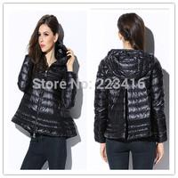 2014 new women fashion winter down jacket casual coat brand parka down coat
