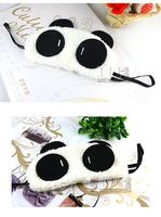 New Cute Mask Soft Cover Panda Eye Sleep Blindfold Travel Shade New