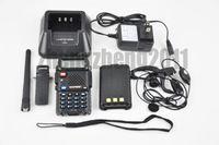 UV-5R 136-174/400-480MHz Dual-Band DTMF FM Ham 2 Way Radio Tranceiver