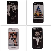New arrival !2014 New metal smooth phone case for apple iphone 5/5s back cover for iPhone 5 free shipping