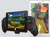 2014 New Wireless Bluetooth Telescopic Game Gaming Controller Gamepad Joystick for Phone/Pod/Pad/ Tablet PC Free shippig