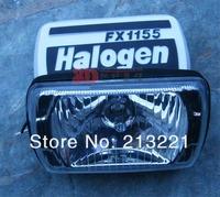 Universal 12v H3 55W Halogen Spot lamp Offroad Vehicle 4x4 4WD SUV ATV Tractor Front Bumper Car Roof Headlights Fog lights