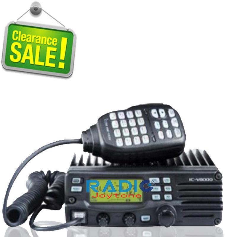 Joytone IC-V8000 cheap uhf radio vehicle(China (Mainland))