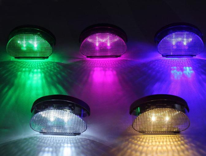 solar outdoor lights reviews best solar powered landscape lights