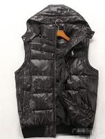 2014 new men fashion winter vest cotton padded vest winter vest