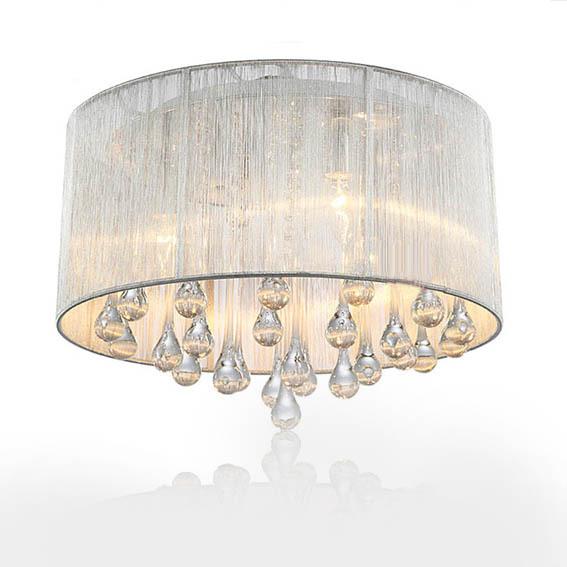 ... woonkamer slaapkamer plafondlamp kroonluchter kristal verlichting
