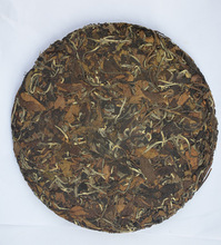 357 grams of fujian fuding wild white tea cake quality free shipping China unique health tea tastes delicious
