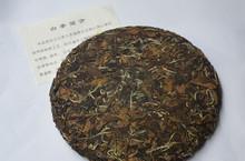 357 grams of fujian fuding wild white tea cake quality free shipping China unique health tea