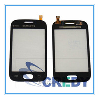 For Samsung S6310 Galaxy Young Duos Black Digitizer Touch Screen Lens Glass GT-S6310