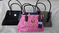2014 New  Bag Printed Fashion Handbag Three color Free shipping