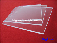 transparent quartz wafers 100*90*2mm, US$15/pc