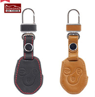 Car Wallets Leather key cases sets key bags for SUBARU xv forester Legacy Outback auto accessories