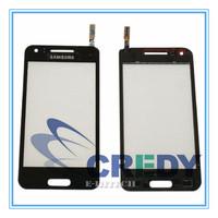 For Samsung i8530 Galaxy Beam Black Digitizer Touch Screen Lens Glass GT-i8530