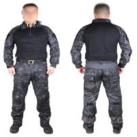Kryptek Typhon Emerson Gen2 Combat uniform Tactical gear shirt and pants Army BDU set EM6927TYP