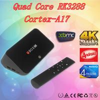 Beelink R89 Android 4.4 TV Box RK3288 Quad Core Smart TV Box 2GB 16GB Mali-T764 GPU Built-in MIC BT 4.0 XBMC Media TV Player