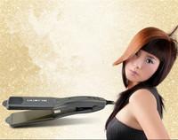 Professional barbershop special temperature control straight iron does not hurt ironing fluffy hair splint ceramic glaze stigma