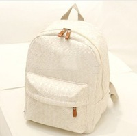 2014 New Fashion Kids Canvas Backpacks Student Shoulder Children School Bag Travel Sports Bags Free Shipping!