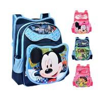 New Nylon School Backpack Cartoon Mickey Minnie School Bags High Quality  Mochila Bagpack Free Shipping FR-145