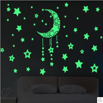 Luminous ceiling stars