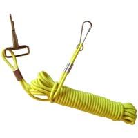 Rope Elastic bungee cord missed 6 meters high anti-lost fishing gear fishing supplies fishing