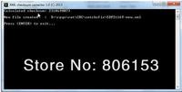 2013 CAT ECM REPLACEMENT FILE CHECKSUM CALCULATOR CAT XML Checksum Calc