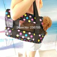 Breathable Pet Dog Backpack Doggy Dogs Folding Bags Portable Shoulder Bag Travel Bag Cat Pack Pet Carrier Bag Pet Product