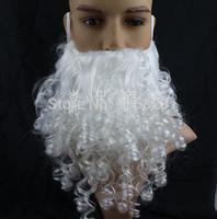 Santa Claus Christmas tree decorations Santa beard New Year gift decoration Christmas decorations