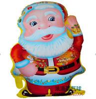 10p Father Christmas  Santa Claus Foil Helium Balloon Birthday Party Wedding Christmas Day Decoration Supplies Kids Gift  Toy