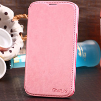 Hight Quality Leather Case Cover For Lenovo A390 Business Style Leather Case Lenovo A390 Fashion Stand Case Free Shipping