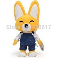 Free shipping Pororo Toys Fox Eddy Plush Doll 34cm (Pororo & Friends) Stuffed Animals soft toy dolls for girls