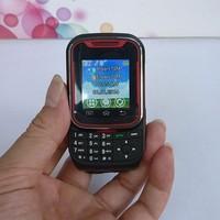 T9 Unlocked Watch Phone Touch Screen+keys Quadband Slider mobile phone