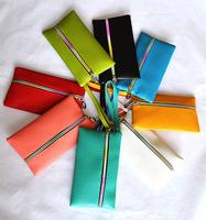Wholesale 8 colors fashion brand wallets women PU leather purses women