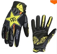 New Thor motocross RockStar Racing Cycling gloves Off Road MTB Dirt bike luvas Bicycle Antiskid GEL guantes ciclismo gloves MLXL