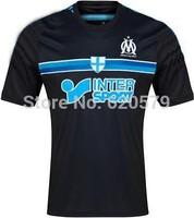 Marseille jersey 14 15 olympique de marseille soccer jersey 2015 Shirt Maillot De Foot home AWAY GIGNAC VALBUENA 28 CHEYROU