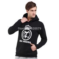 A+++ Top Quality Real Madrid Sweater 2014 New Bayer Tracksuit Hoodie Men Reeal Madri Hoody Soccer Jersey camisetas de futbol