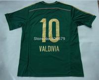 3A+++ 100%Best Thailand quality Palmeiras Soccer Jersey 2014 jerseys Futbol DE Camisetas Footbal Unifrom Shirt Free shipping