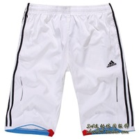Free shipping in the Champions League football shorts fashion seven minutes of PANTS MENS shorts male casual shorts