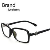 Wholesale Fashion Retro Students 2014 Brand Eyeglasses Women Men Optical Spectacles free shipping