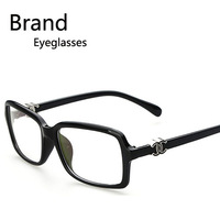 Wholesale Fashion Retro Students 2014 Brand Eyeglasses Women Men Optical Spectacles free shipping