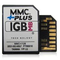 1GB MMC +Plus Card Multi Media Memory Card 13PINS