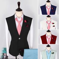 New 2014 Autumn Winter Men Suit Jacket Fashion Casual Two Buckle Men Brand Hit Color Suit Jacket Free Shipping Sales promotion