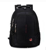 2014 news men backpacks switzerland casual travel bag 15inch laptop bags school backpack for man L1200